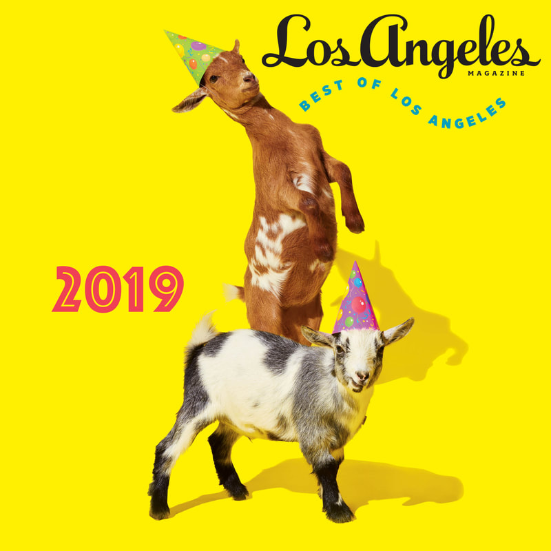 Party Goats LA - Goat Yoga in Los Angeles  Goats for parties, events